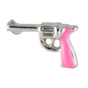 Picture of Pink Pistol Charm
